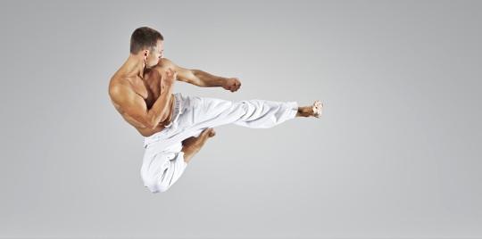 Love is Like Karate